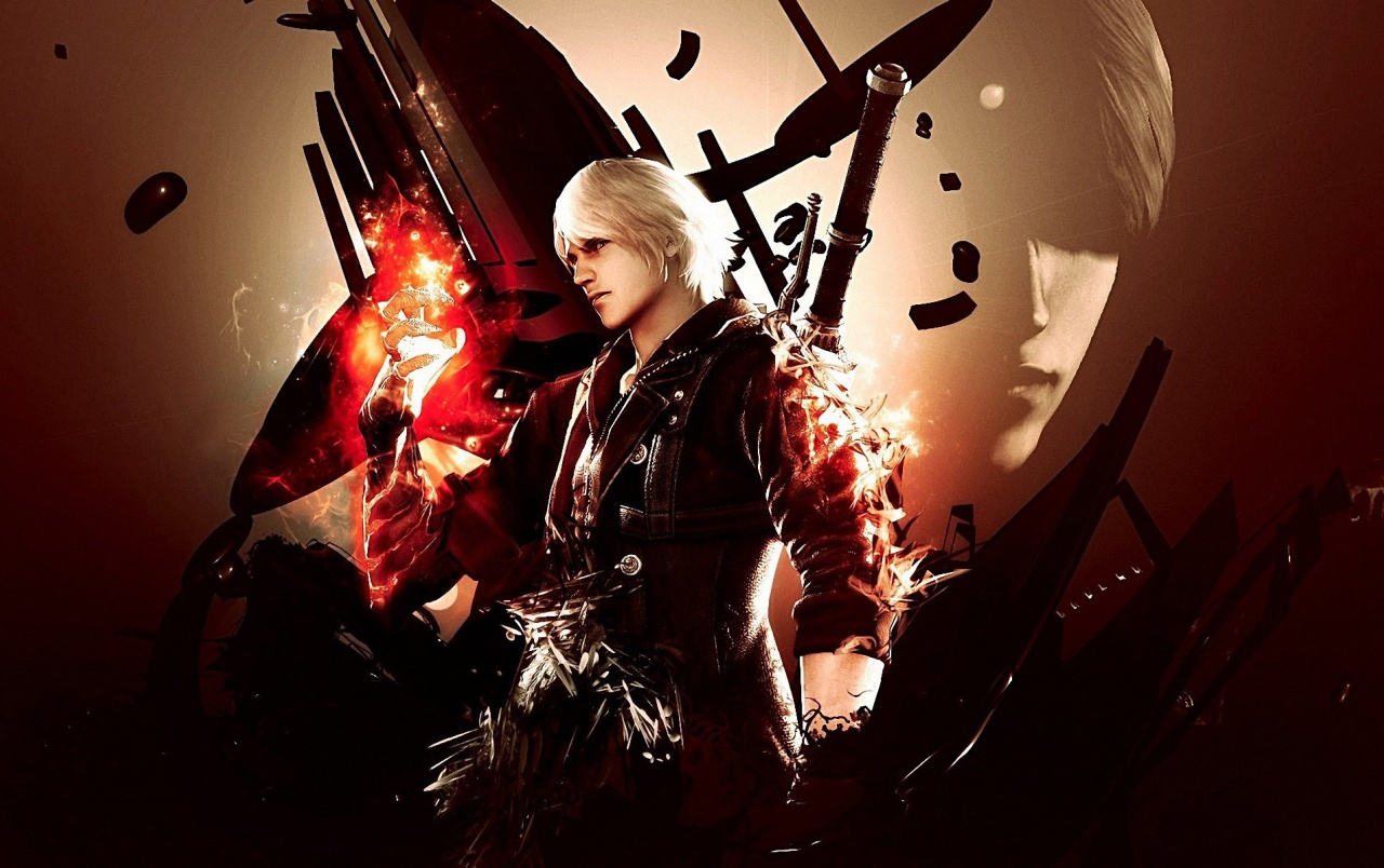 Devil May Cry 5 Wallpaper Wallpapers Devil May Cry 5 Wallpaper