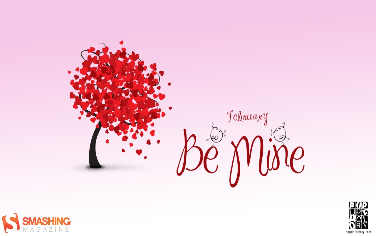 Be mine wallpapers