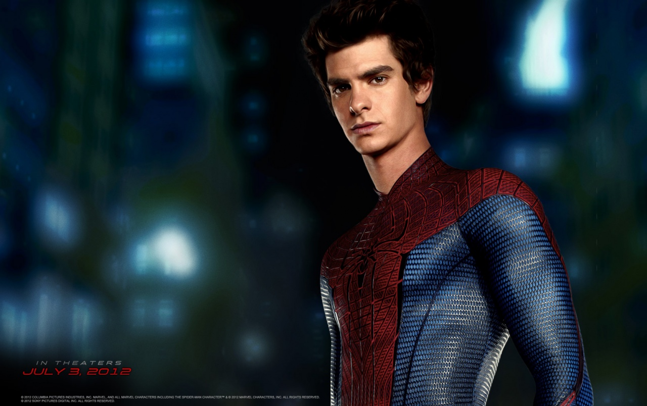 The Amazing Spider-Man Andrew Garfield wallpapers
