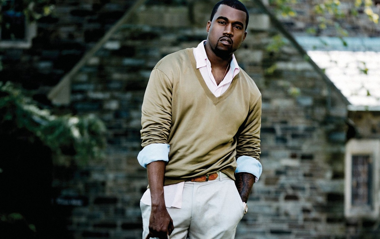Kanye West Handsome wallpapers