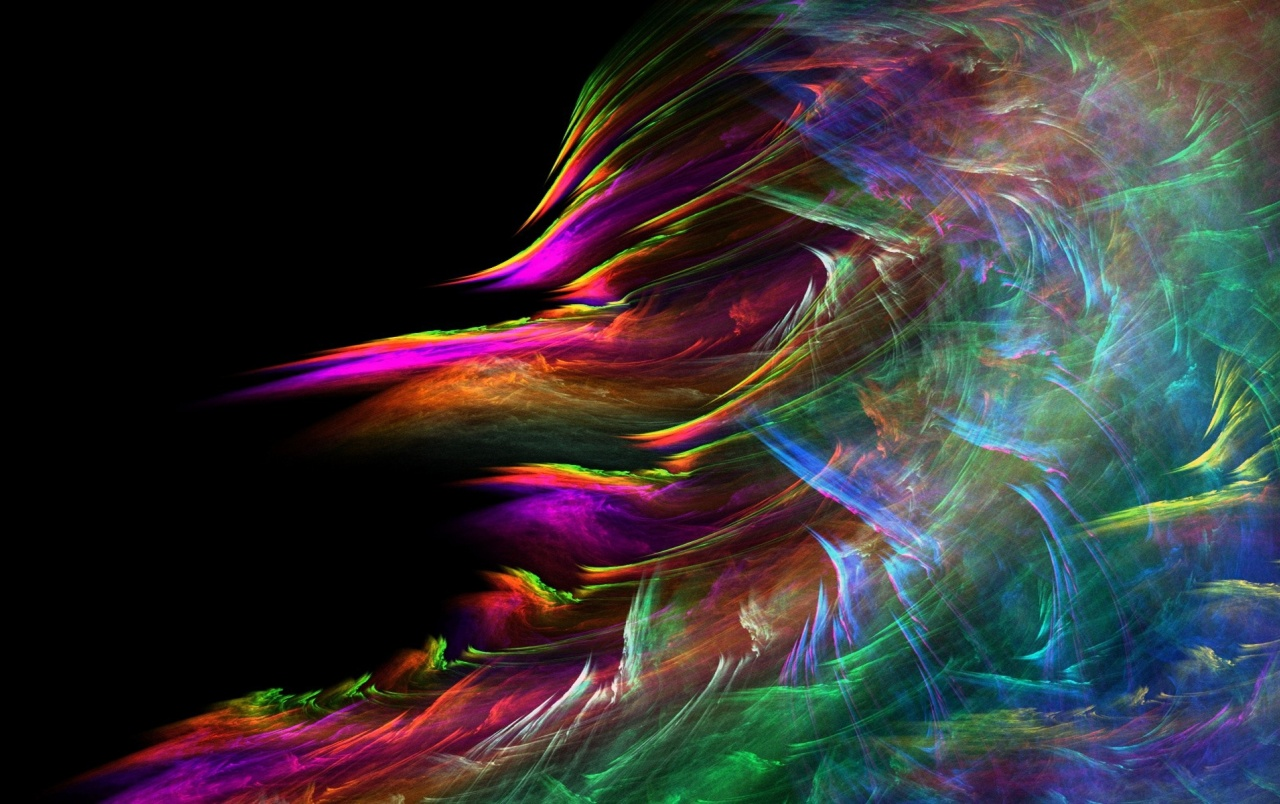 Abstract Colors wallpapers