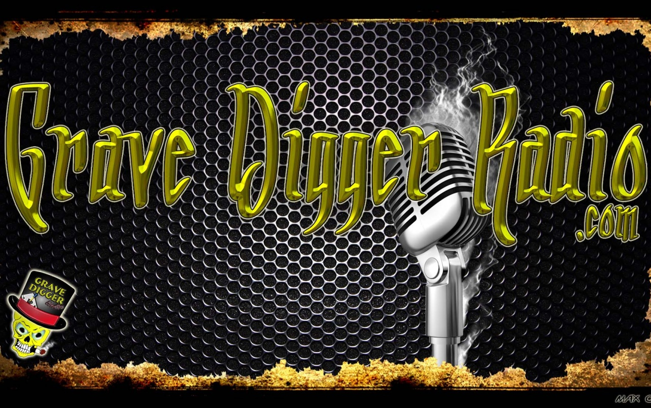 Grave Digger Radio ~ Speaker wallpapers