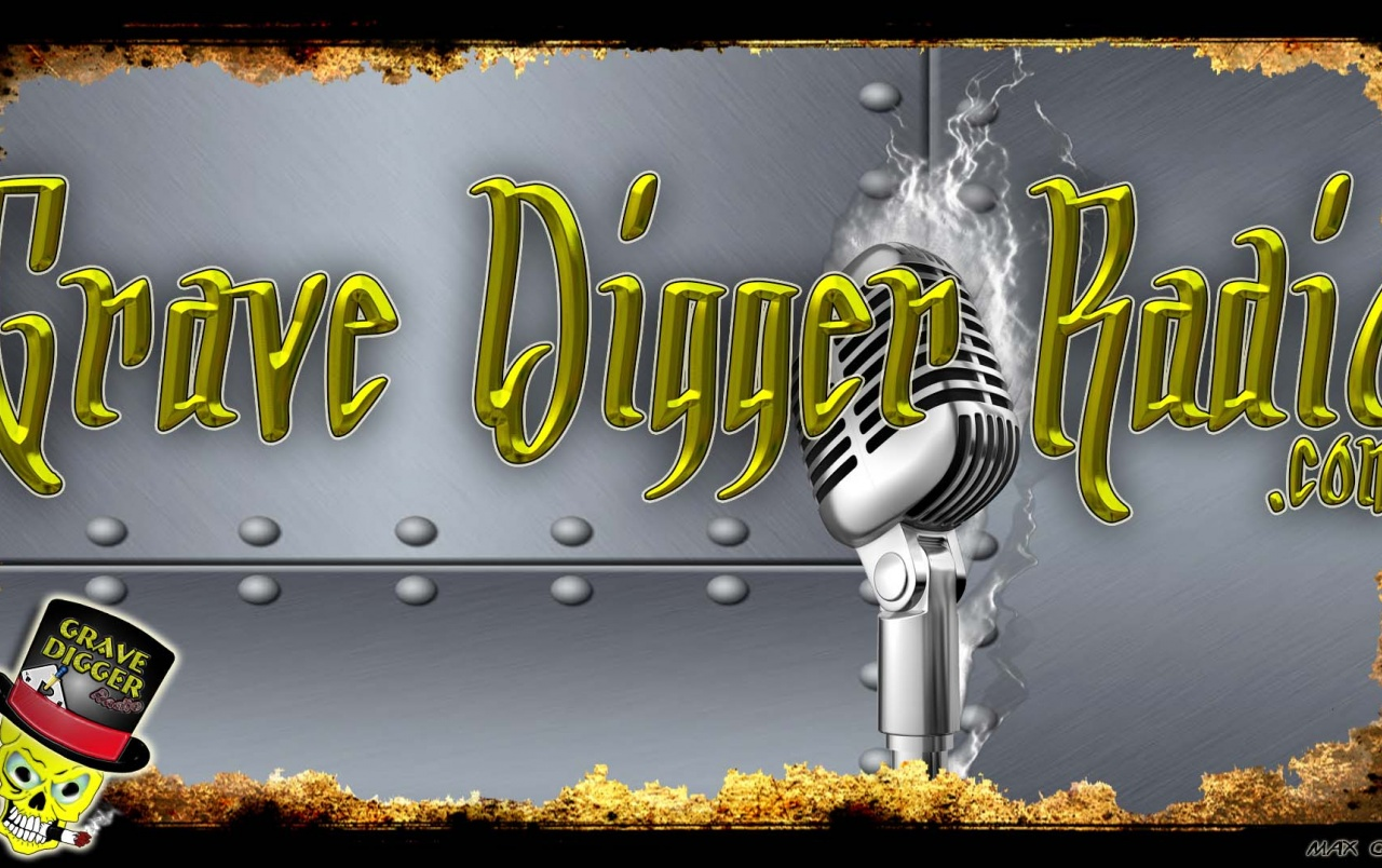 Grave Digger Radio ~ Steel wallpapers
