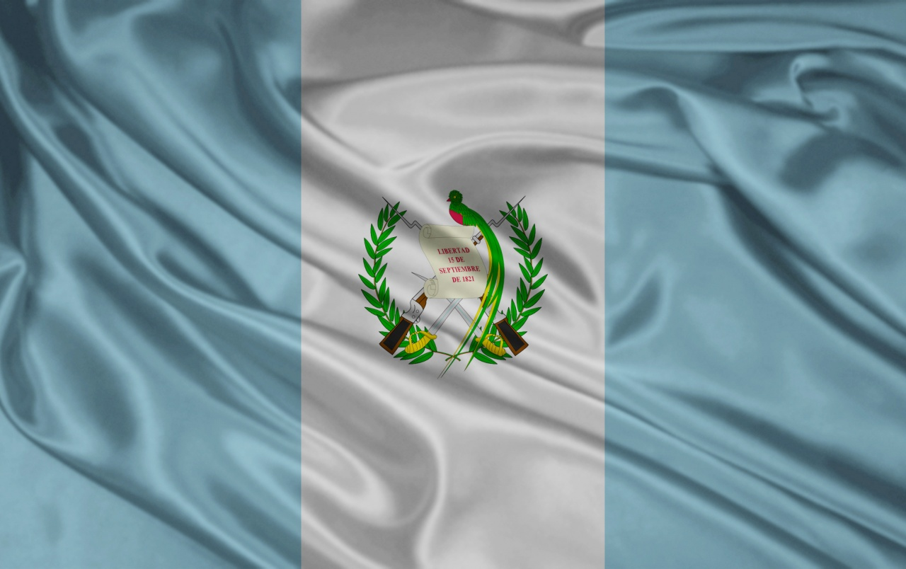 Bandera de Guatemala wallpapers