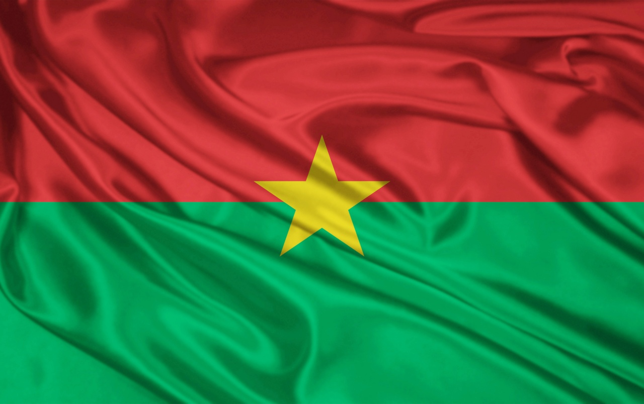 Burkina Faso Flag wallpapers