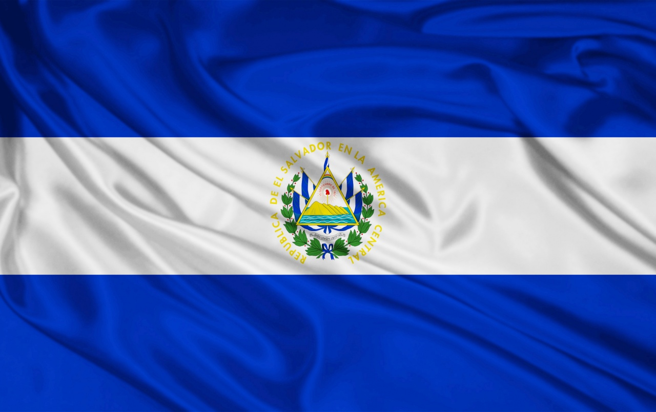 Bandera de El Salvador wallpapers