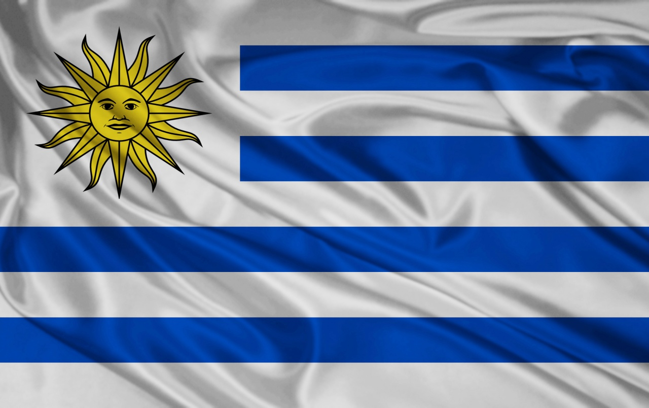 Bandera de Uruguay wallpapers
