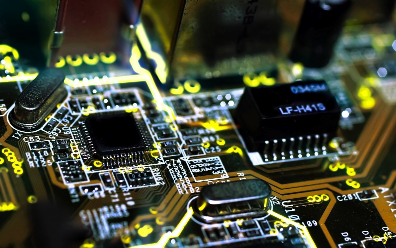 Computer Chip Wallpapers Computer Chip Stock Photos