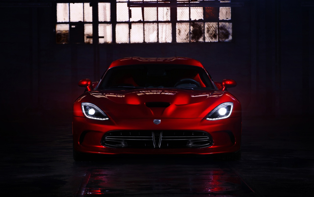 2013 Dodge SRT Viper Statische vorne wallpapers