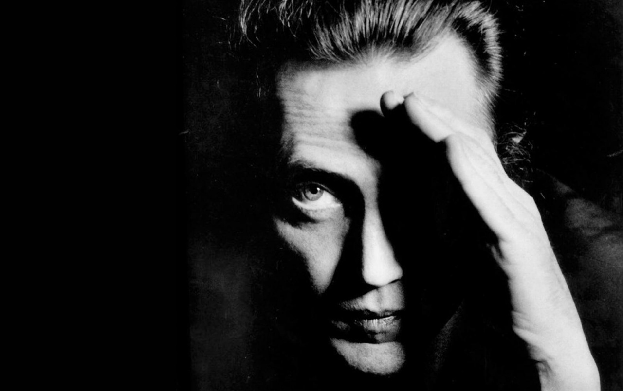 Christopher Walken Dunkle Close-up wallpapers