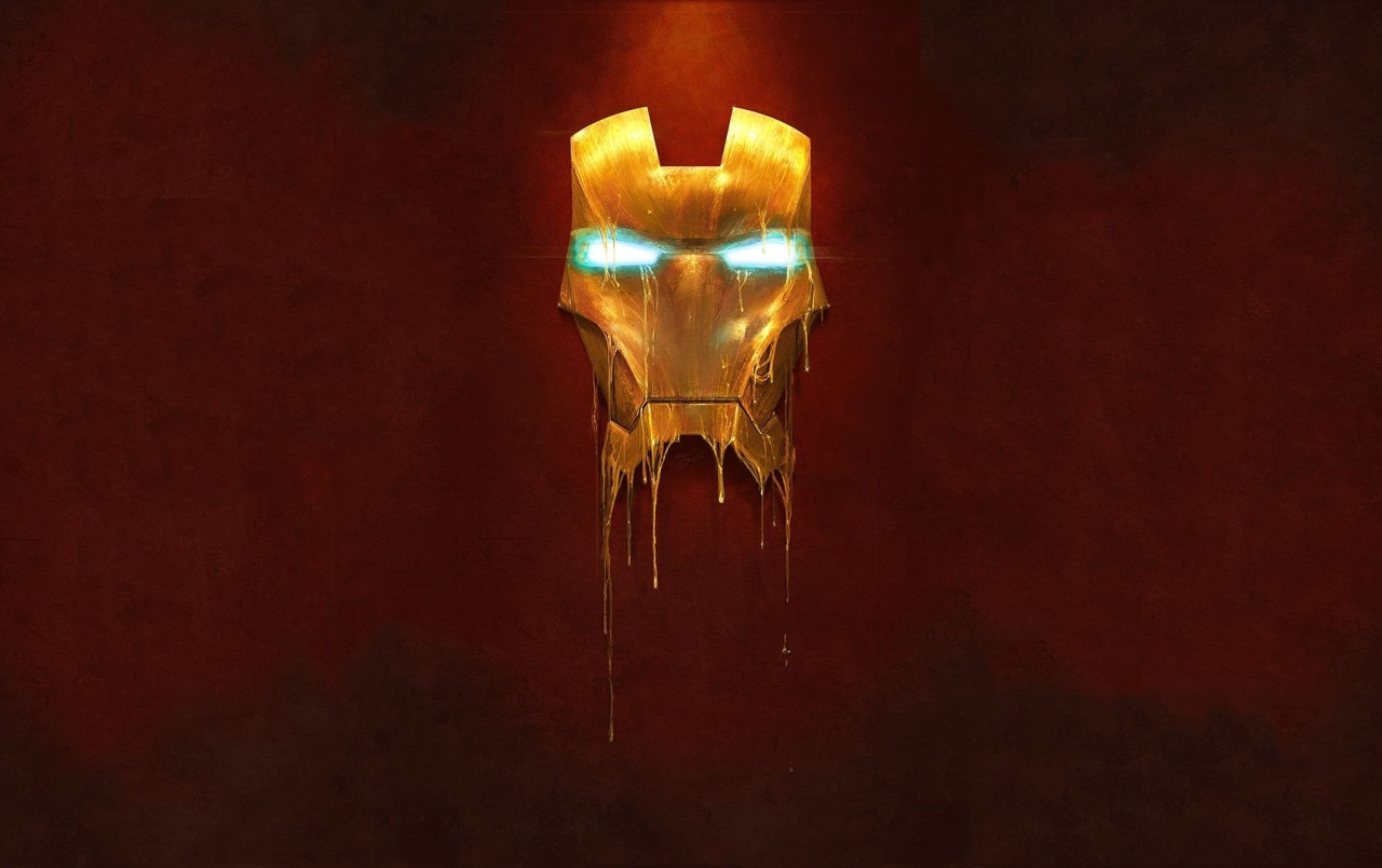 Ironman Mask wallpapers
