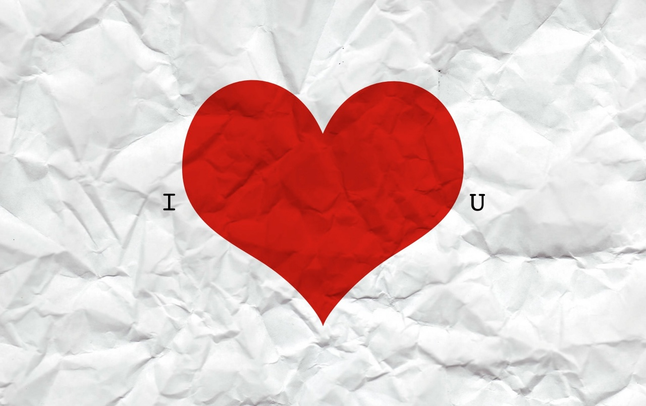 i heart u wallpapers