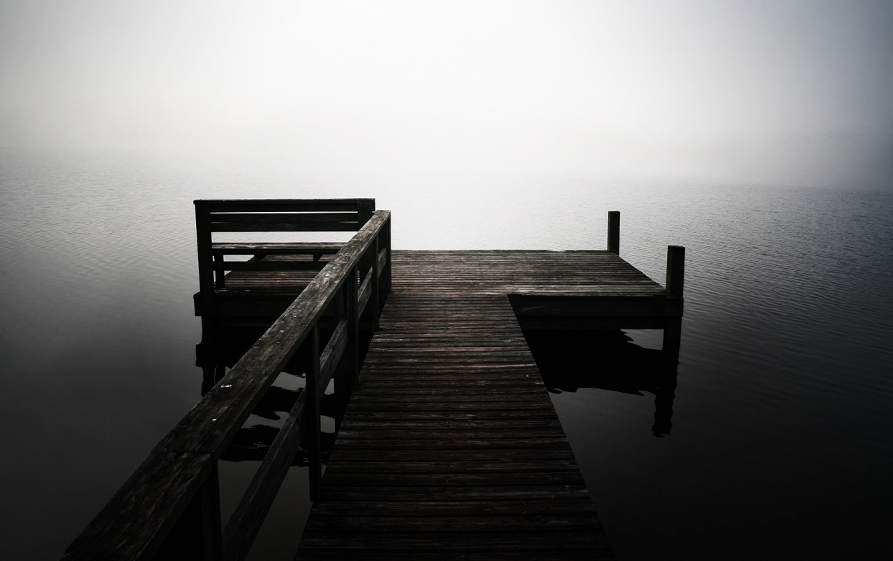Lonely Pier wallpapers