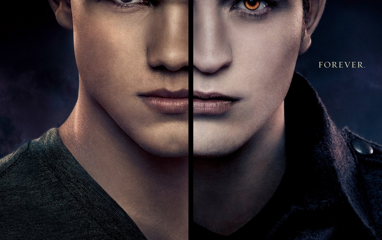 HD Breaking Dawn Part 2 Jacob And Edward Wallpapers