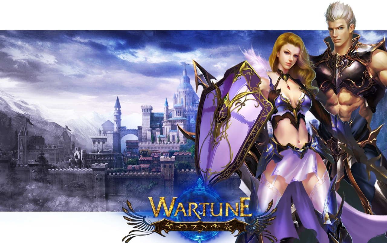 Wartune hot female characters the helpful