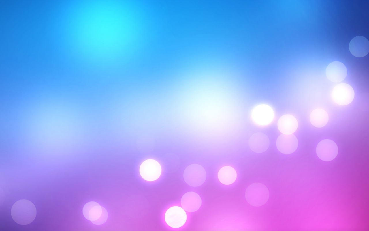 Blue and Purple Bokeh lights wallpapers