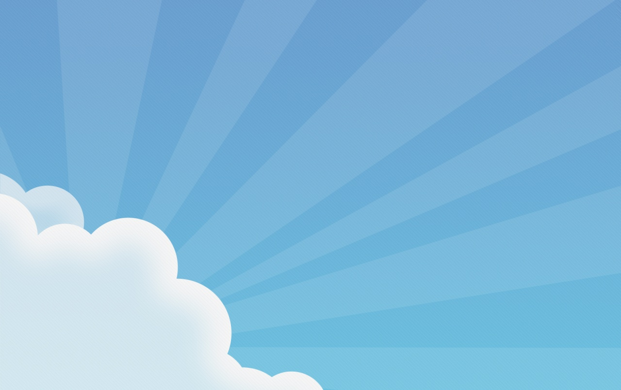 Summer clouds wallpapers