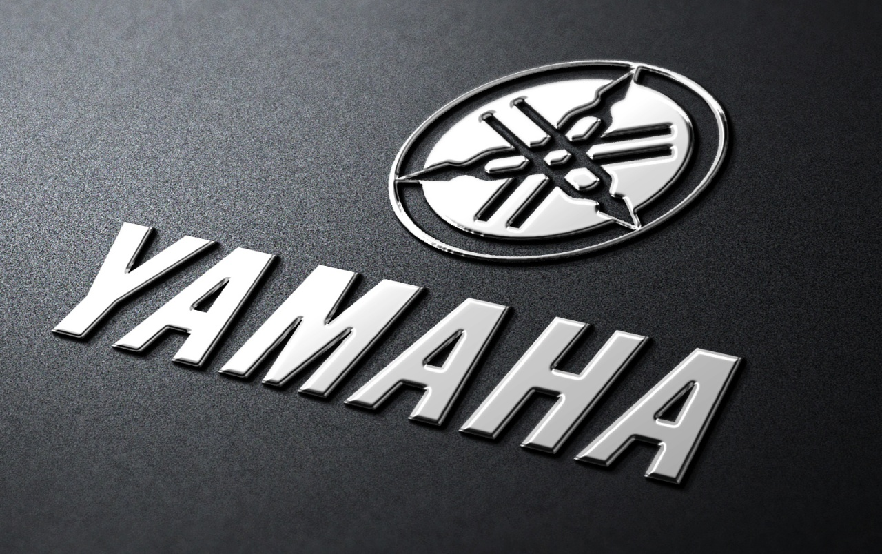 yamaha metal logo wallpapers