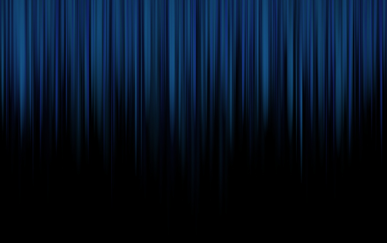 Wide Black And Blue Stripes Wallpapers