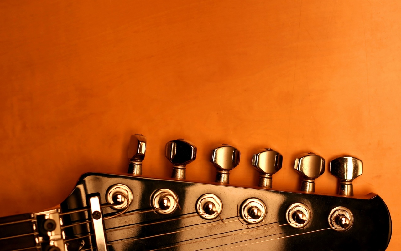 Guitar Section wallpapers