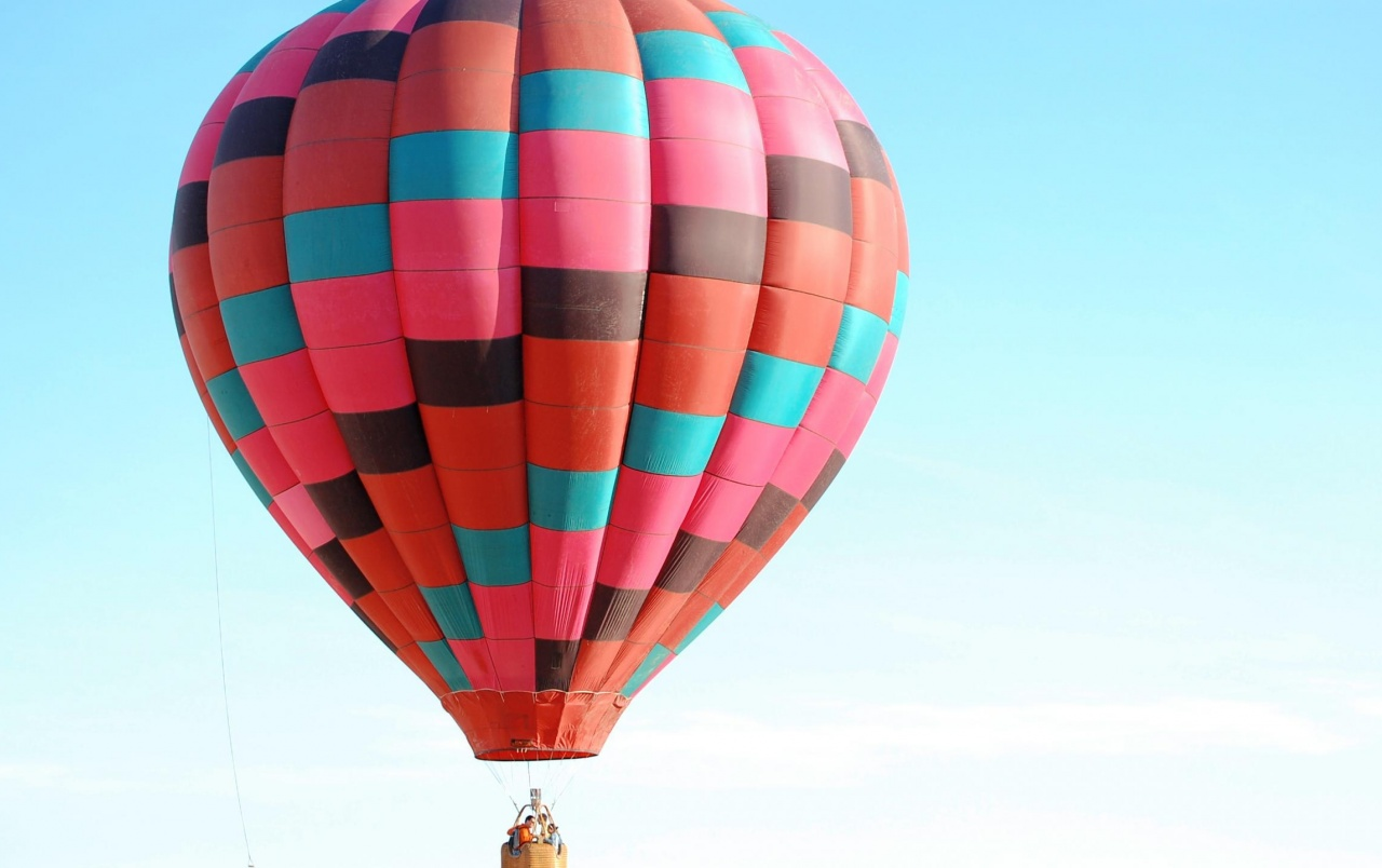 Colored Hot Air Balloon Wallpapers Colored Hot Air