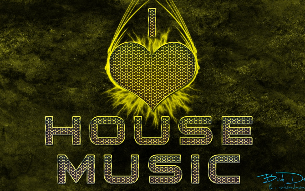 I Love House Music Wallpapers I Love House Music Stock