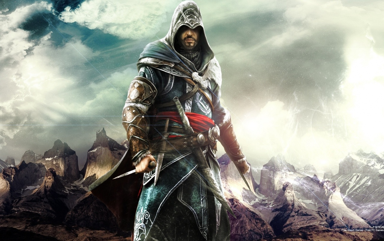 Assassins Creed Revelations Fondos De Pantalla Assassins