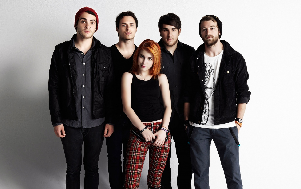 Wide Paramore wallpapers