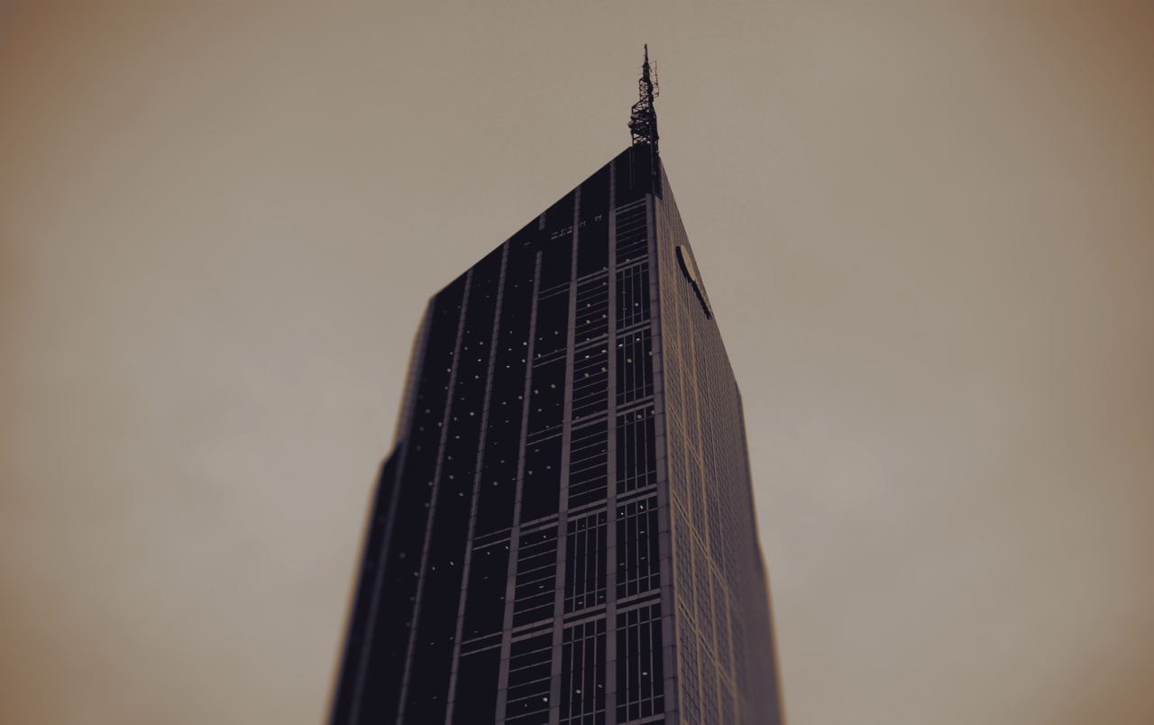 Modern Skyscraper wallpapers