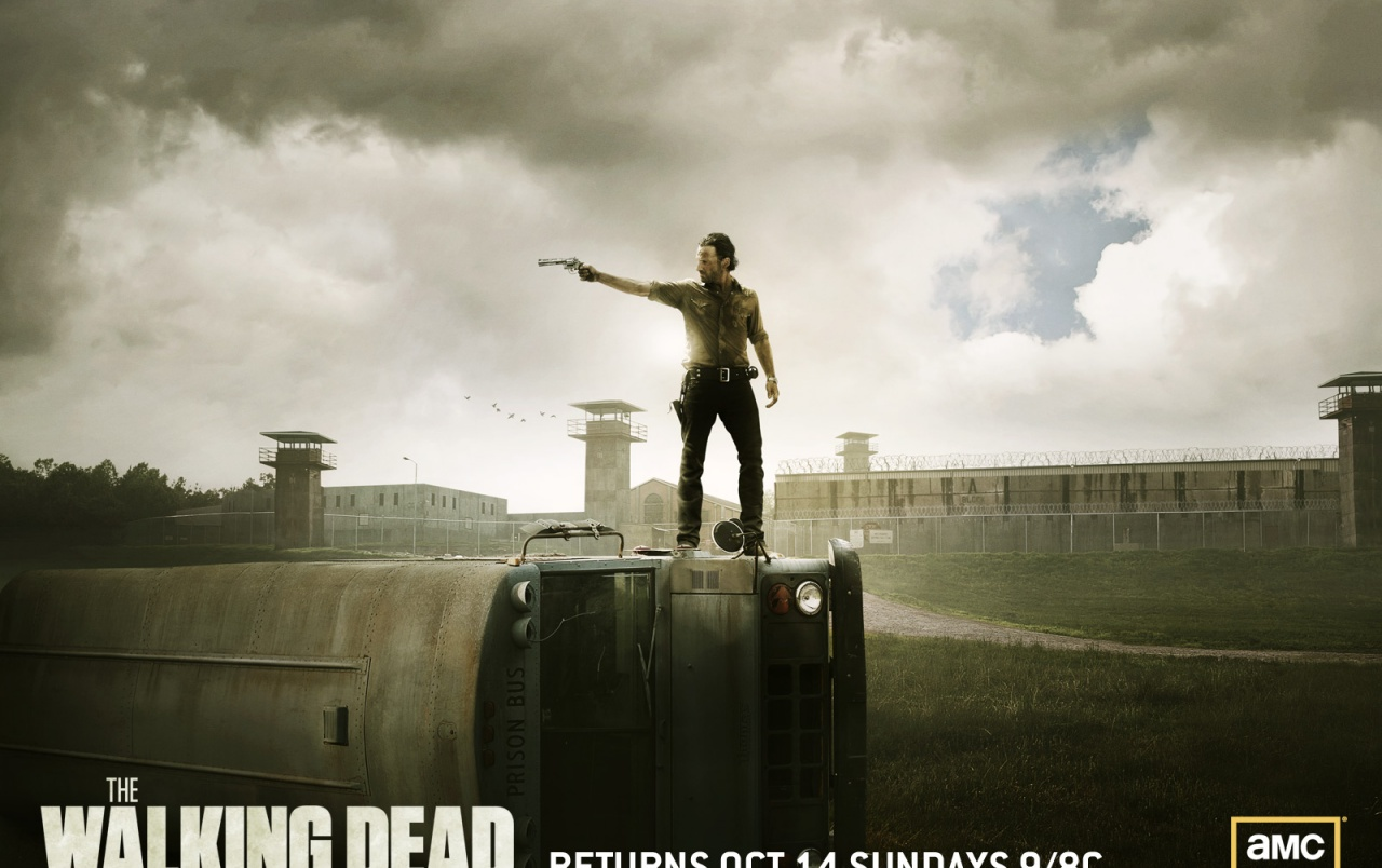 The Walking Dead Season 2 Poster Wallpapers The Walking