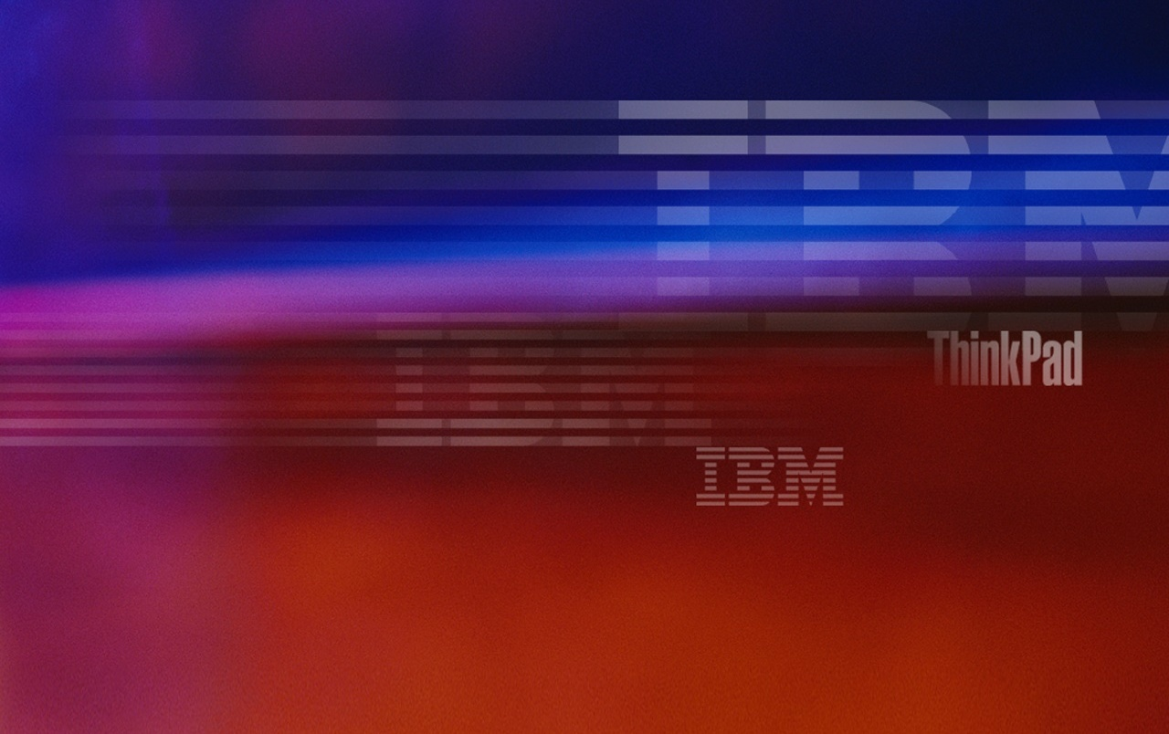 IBM ThinkPad Wallpapers