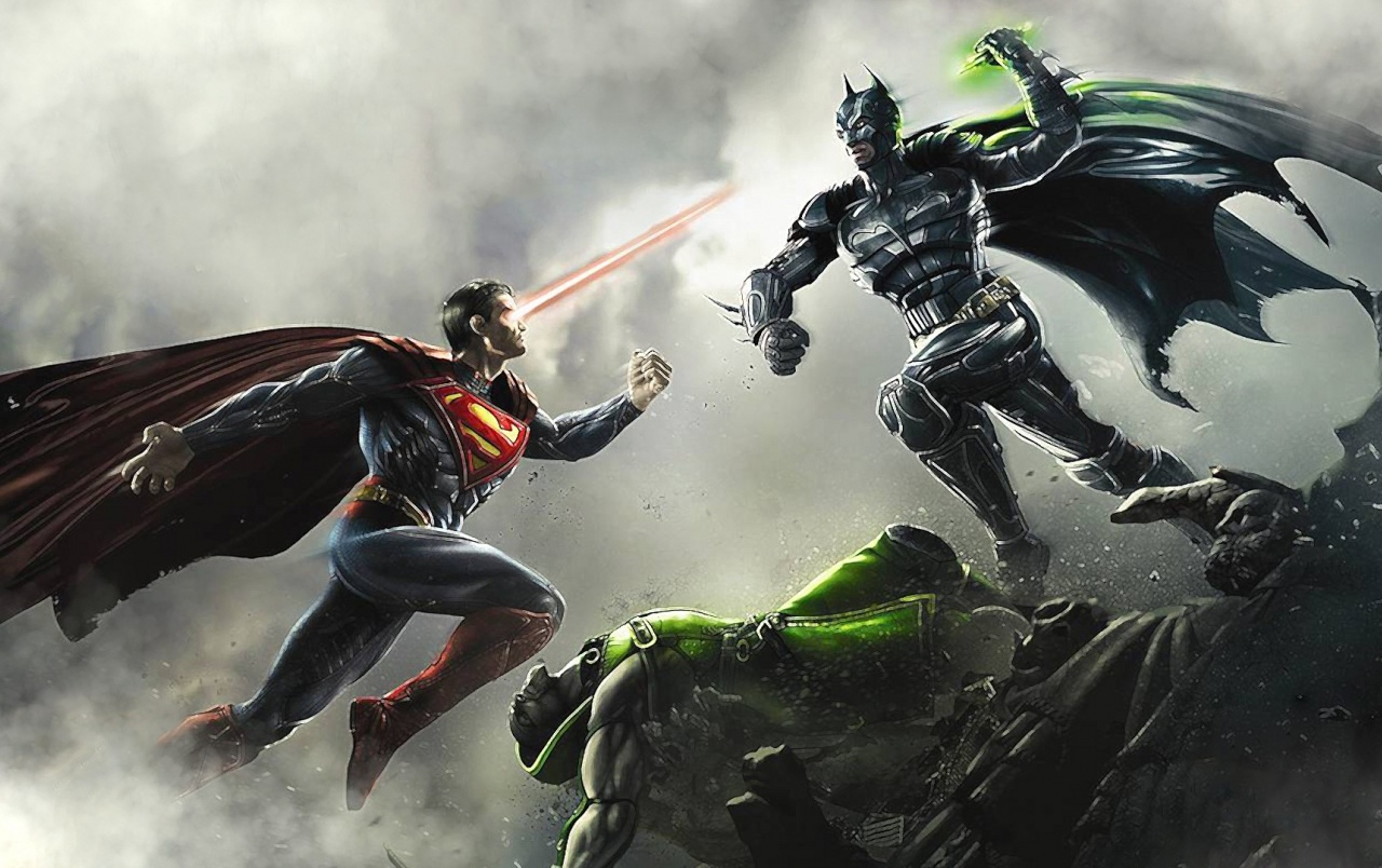 Batman vs. Superman wallpapers