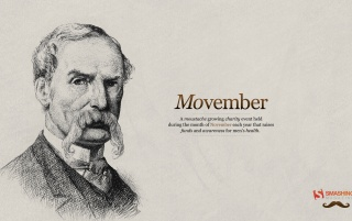 Moustache Movember wallpapers