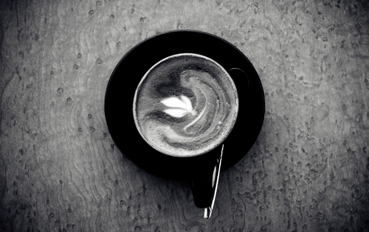 black and white coffee cup wallpapers