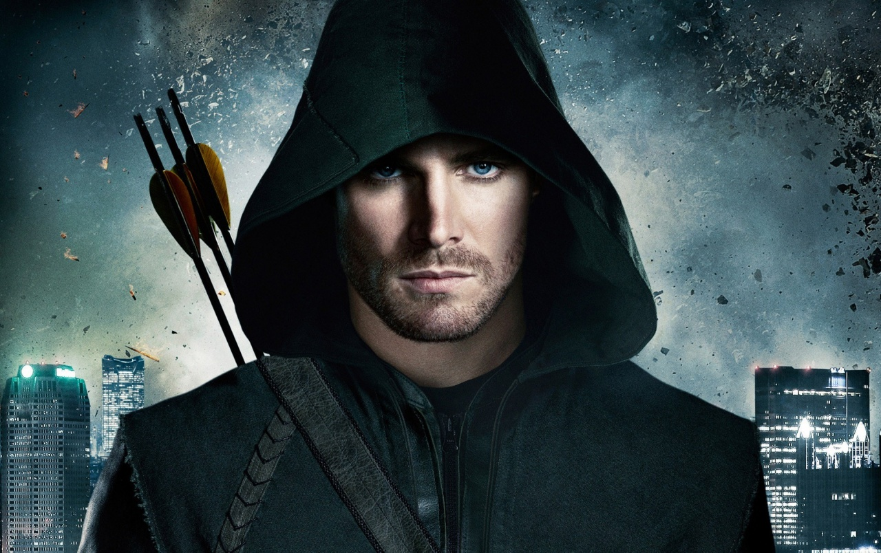 Oliver Queen - Arrow wallpapers