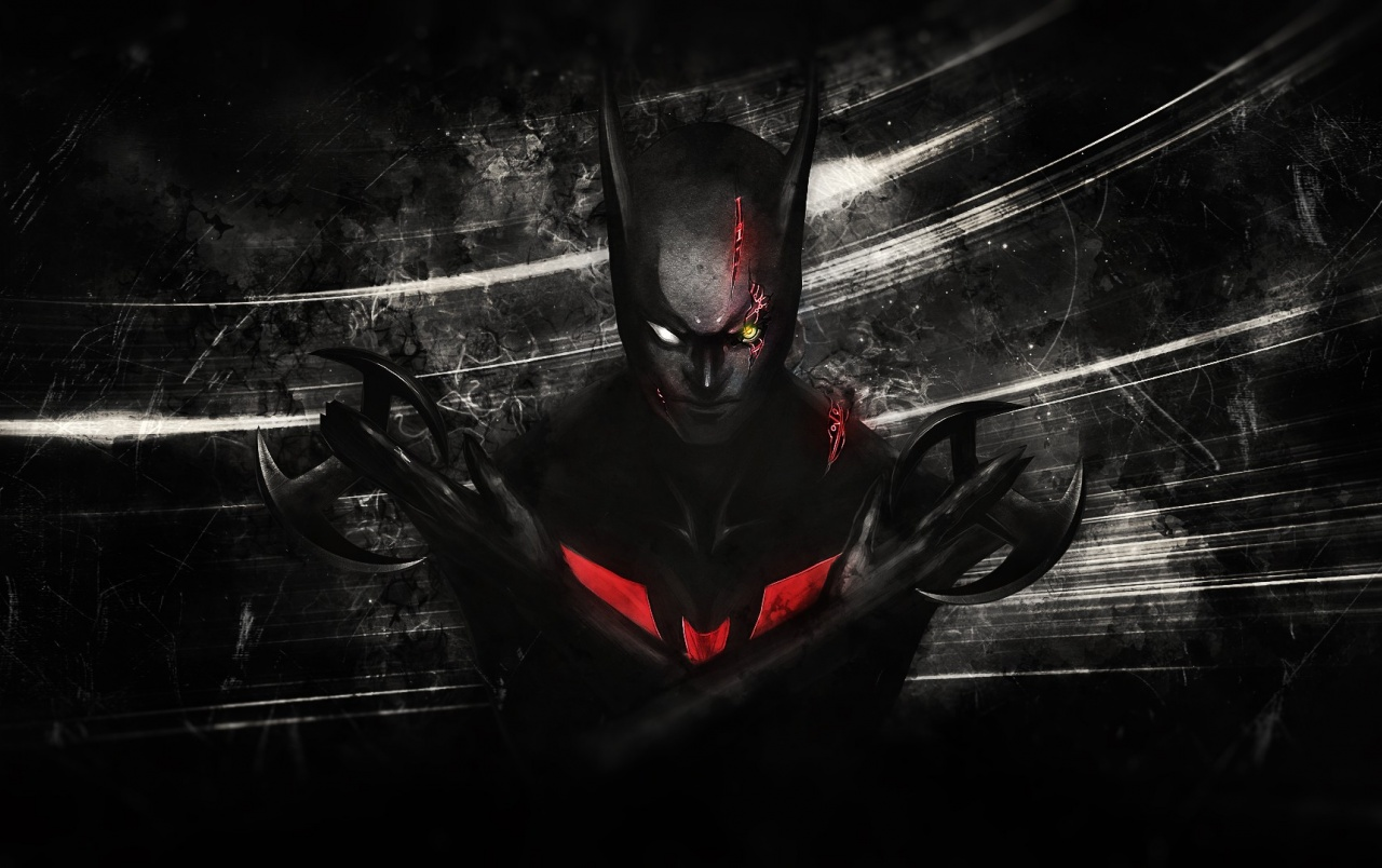 Batman Beyond wallpapers