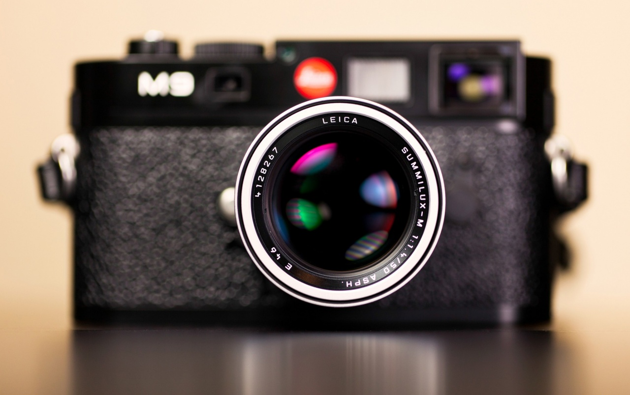 Leica M9 Lens wallpapers