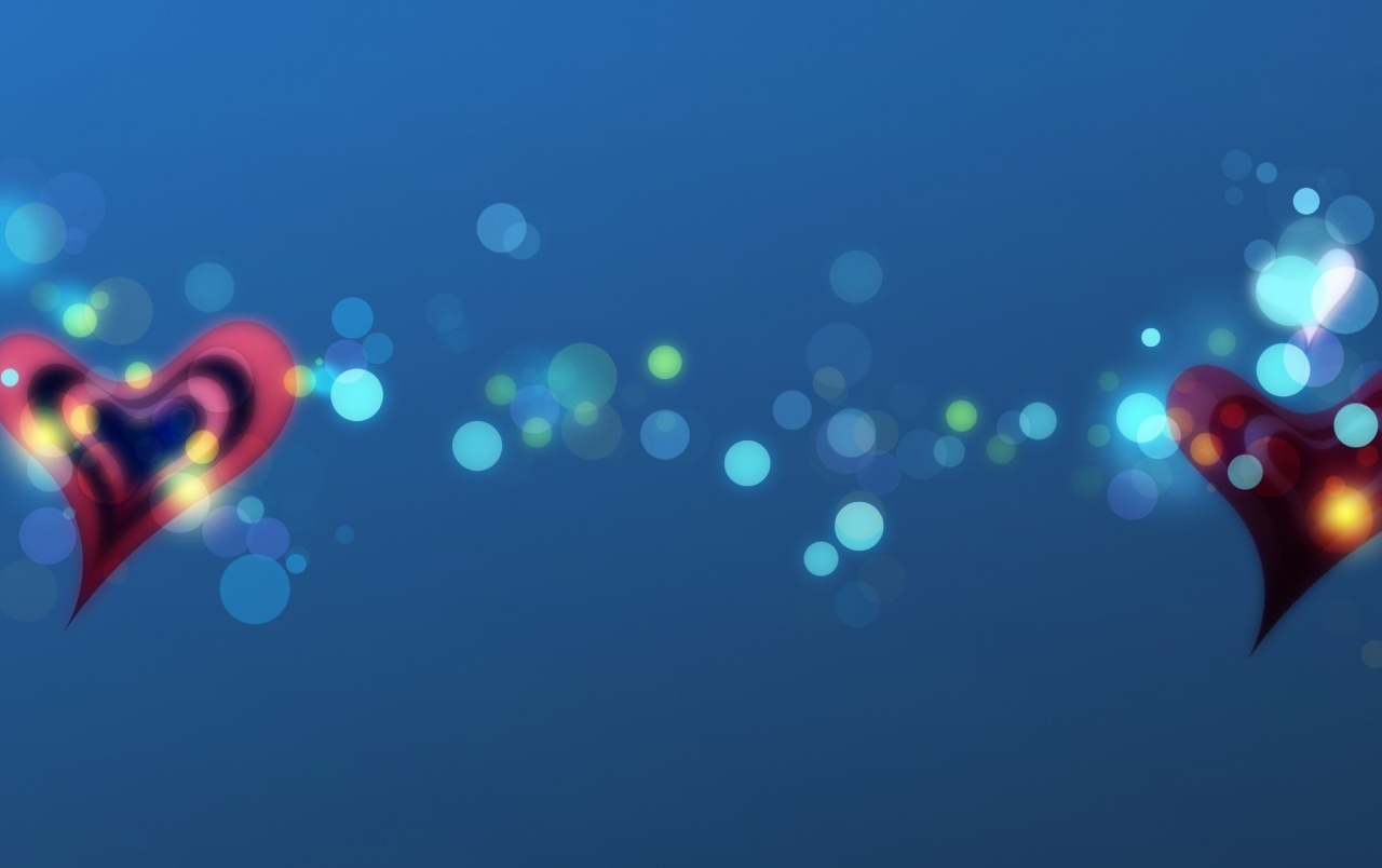 Love Bokeh wallpapers