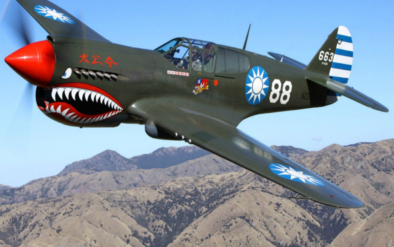 Curtiss P-40 Warhawk wallpapers | Curtiss P-40 Warhawk ...