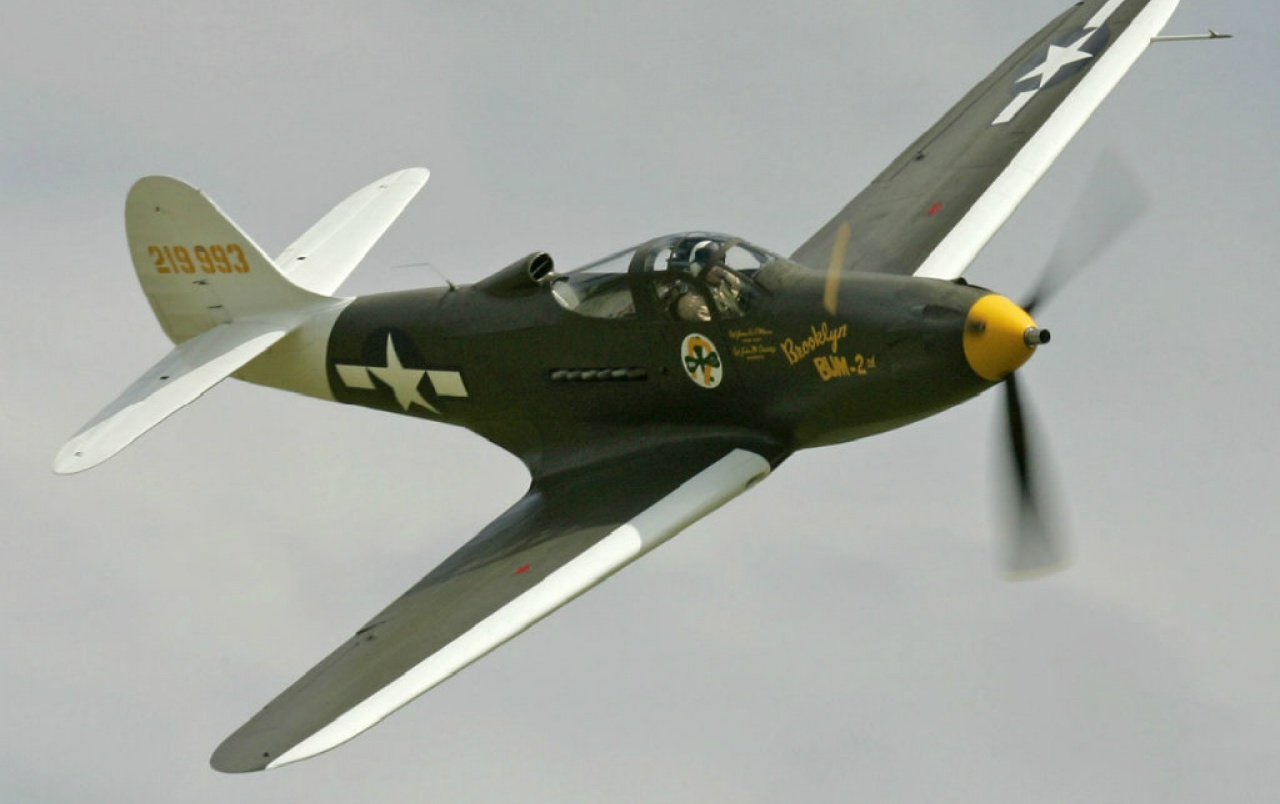 Bell P-39 Airacobra wallpapers