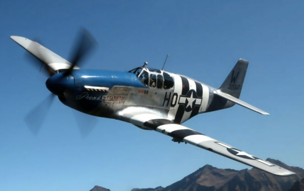 North American P 51c Mustang Wallpapers North American P 51c