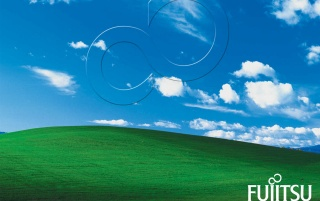 Fujitsu bliss wallpapers