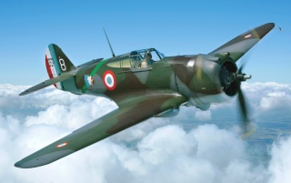 Curtiss Hawk-75 wallpapers