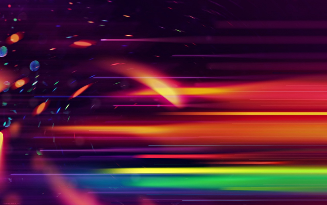 Abstract Lights wallpapers