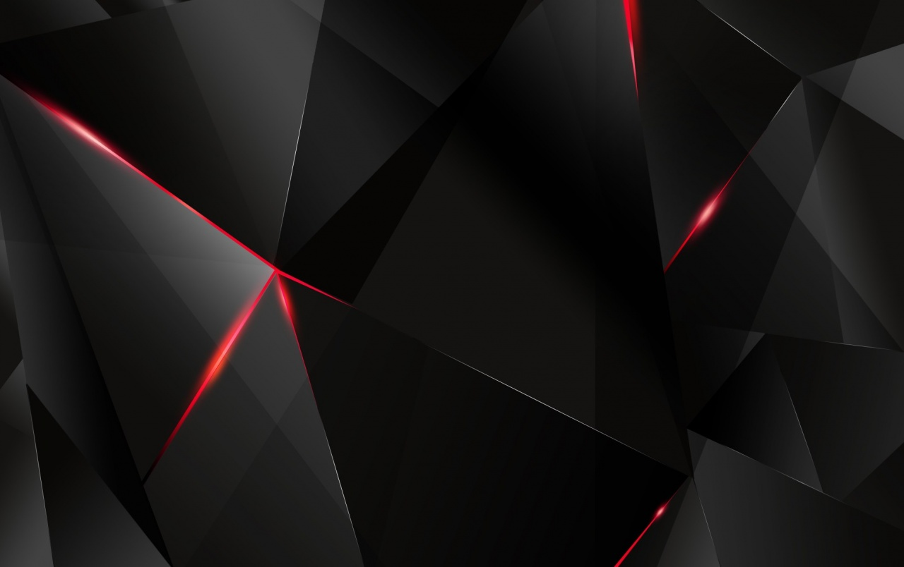 Abstract Dark Geometry wallpapers