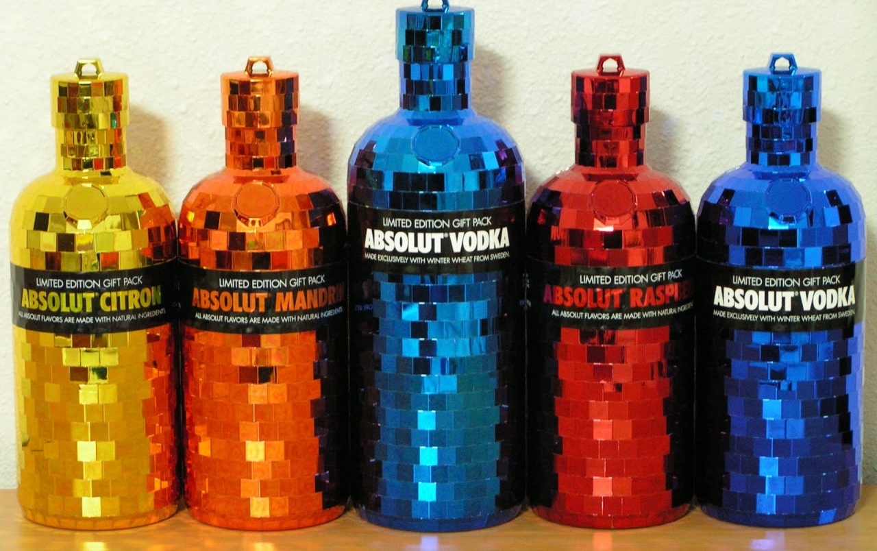Nieuw Absolut Vodka Limited Edition wallpapers | Absolut Vodka Limited WC-62