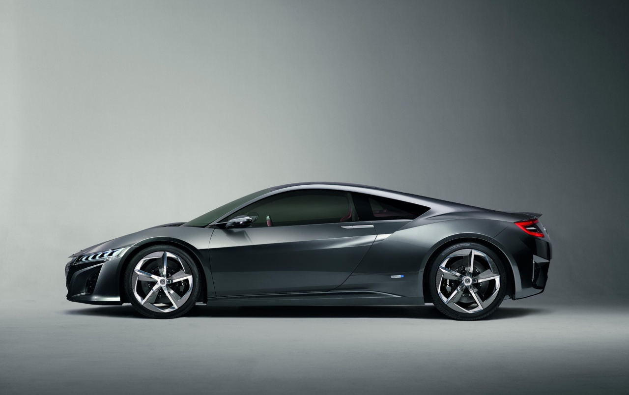 2013 Acura NSX Concept Studio Side wallpapers