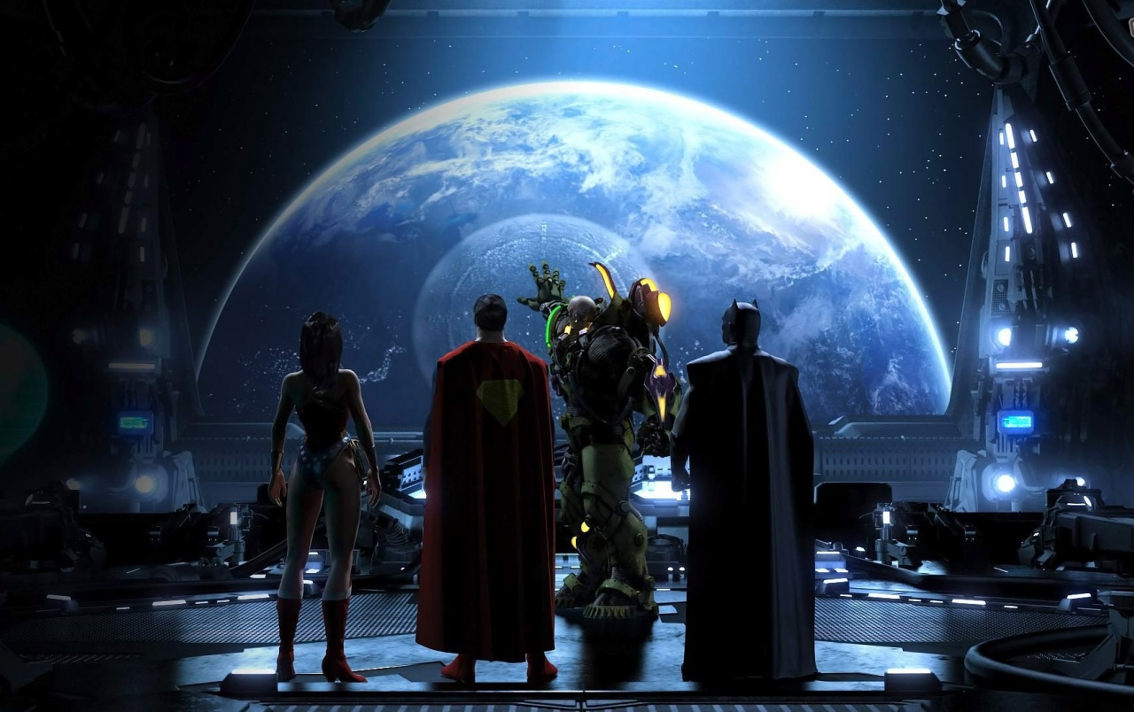 Justice League Of America Wallpapers Justice League Of America