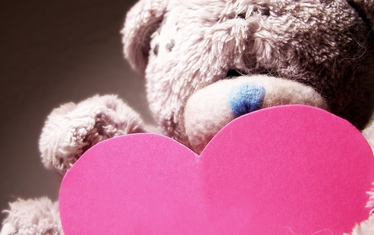 Valentines Day Teddy Bear wallpapers