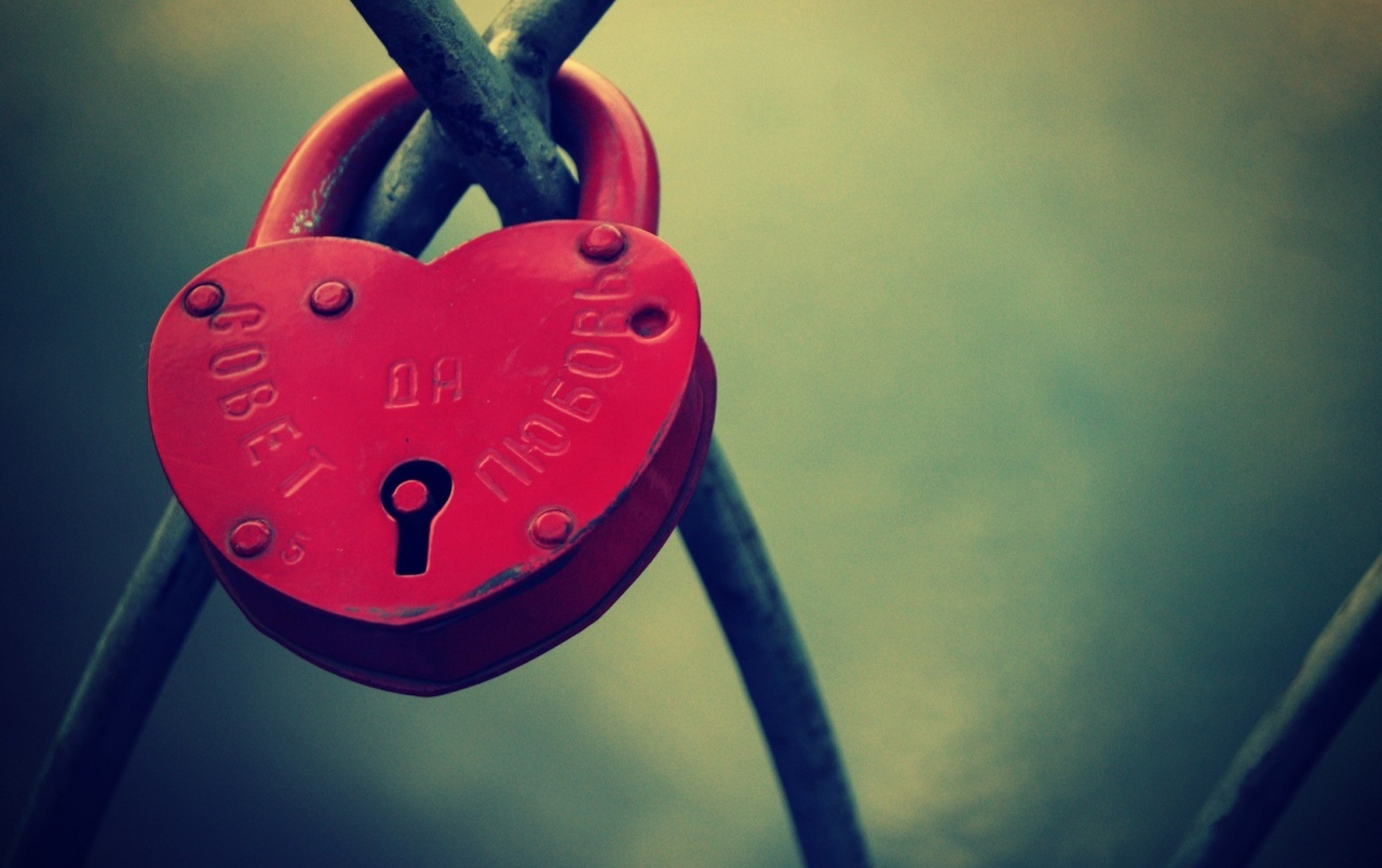 Heart Shaped Lock wallpapers